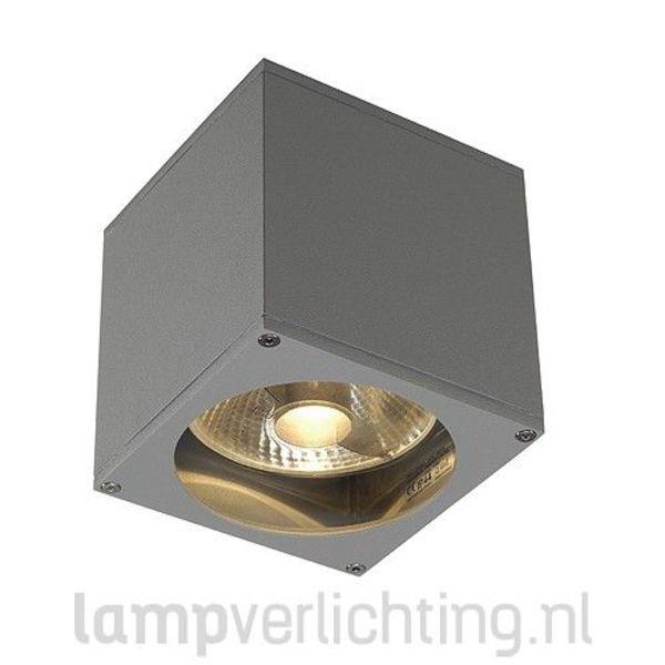 Wandlamp Buiten Kuub XL Down