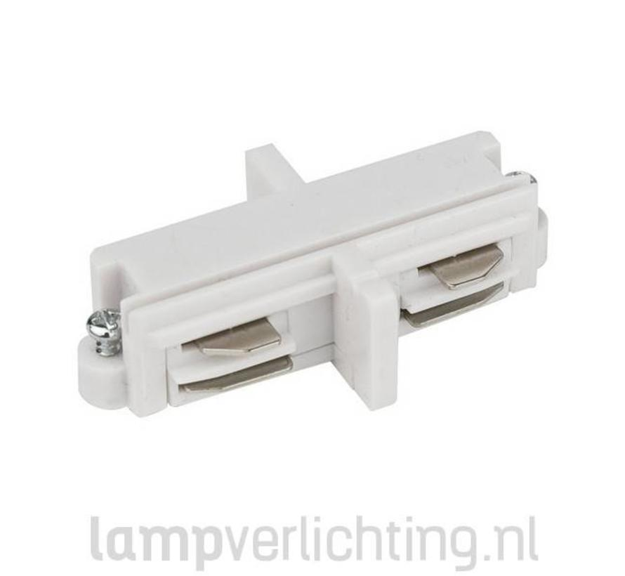 1-Fase Rail Rechte Connector