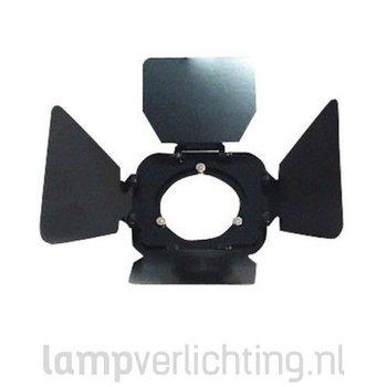 Barndoor PAR16 Zwart