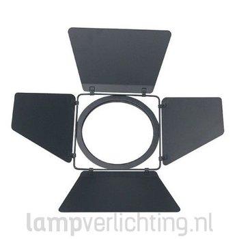 Barndoor PAR46 Zwart