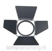 Kleppen PAR56 Zwart