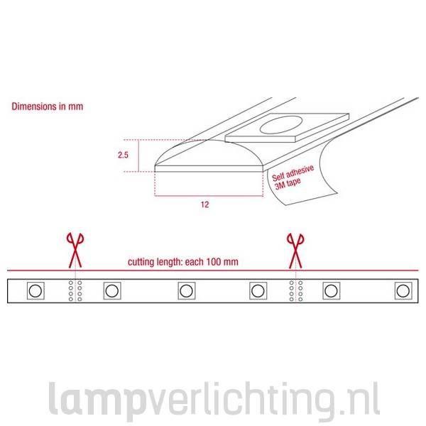 LED Strip 30 IP65 5 meter