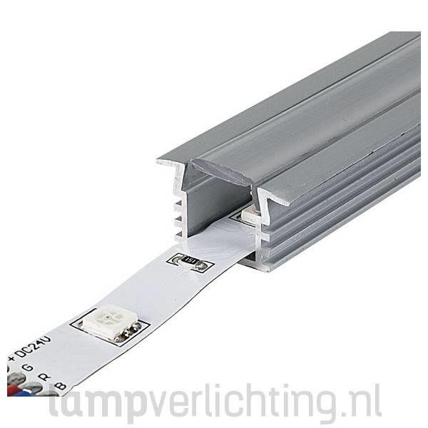 LED Strip Inbouwprofiel Alu UR11