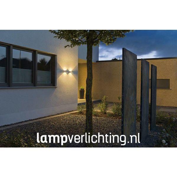 LED Buitenlamp Wand Boxi