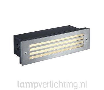 Muur Inbouwspot Buiten RVS LED