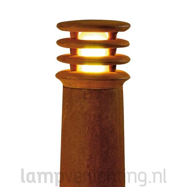 Rusty 70 Tuinlamp Cortenstaal Geroest Staal