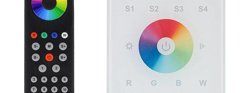 Led RGB controllers