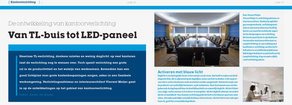 Lees het artikel uit het magazine Kantoor & Efficiency