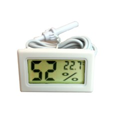 2in1 Digitale Hygrometer en Thermometer incl. Sensor