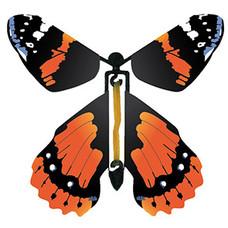 Opwind Vlinder, vliegend speelgoed