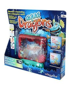 Aqua Dragons - Sea Monkeys Aquarium