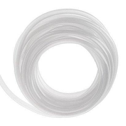 0.50 mtr Flexibele Transparante slang 08/10