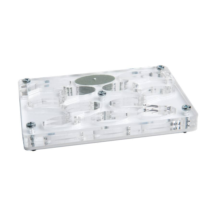 Acryl Nest Triplex 15x10x1,5cm