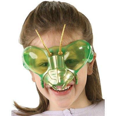 Bidsprinkhaan Masker
