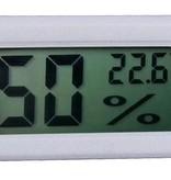 2in1 Digitale Hygrometer en Thermometer