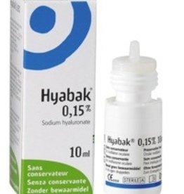 Thea Hyabak 10 ml (kwartaalpakket)