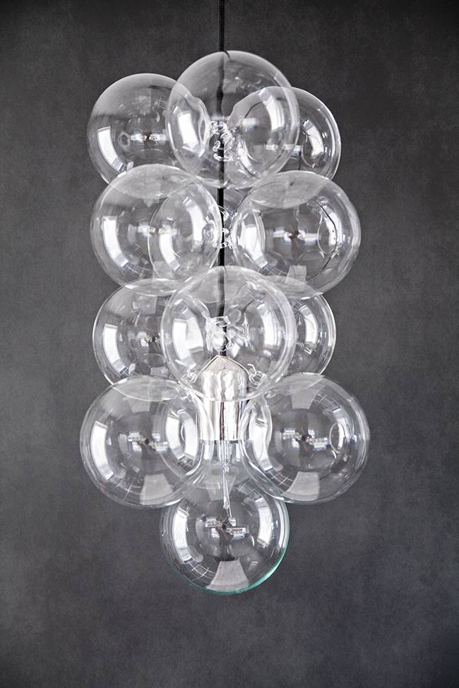 Hanglamp glasbollen - StEyl
