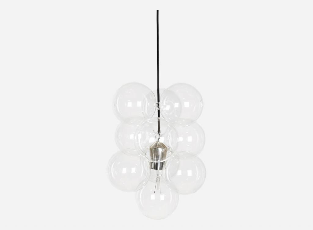 hanglamp glasbollen steyl. Black Bedroom Furniture Sets. Home Design Ideas