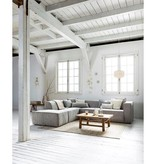 Coming Lifestyle  LAZY  Bank 3-zits + Dormeuse rug L/R