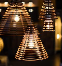 Het lichtlab No.28 CONE hanglamp S/M/L/XL