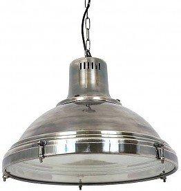 D&C original AGRA  hanglamp vintage staal