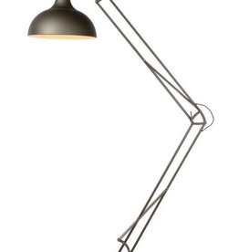 WATSIE   vloerlamp  wit/grijs showmodel