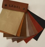 Label van den Berg FIRST CLASS  draaifauteuil