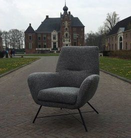 LEWIS  fauteuil vast/draai