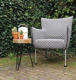 Label Van Den Berg TOGO  (bijzet-) fauteuil