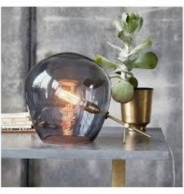 GLOBE glas tafellamp