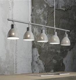 AGED IRON 5L hanglamp