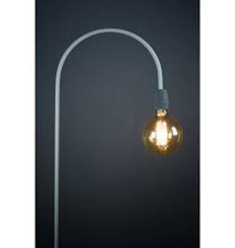 ETH Concrete Bow vloerlamp
