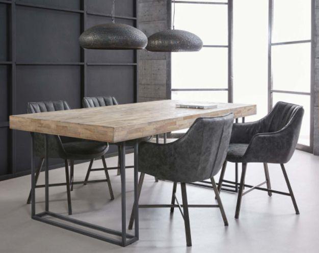 Beautiful Eetkamer Tafels Pictures - New Home Design 2018 - ummoa.us