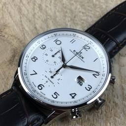 Edox Edox Les Vauberts chronograph automatic 91001 3 ABN Watch