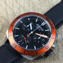 Alpina Alpina Seastrong Diver 300 Big Date Chronograph AL-372LBO4V6