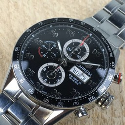 TAG Heuer TAG Heuer Carrera Day Date Chronograph Automatic CV2A10BA0796