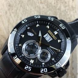 Seiko Seiko Sportura Kinetic Perpetual SNP089P1 horloge