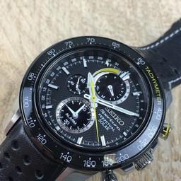 Seiko Seiko Sportura SSC361P1 Solar horloge