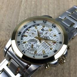 Seiko Seiko Premier Chronograph Perpetual SPC162P1 horloge