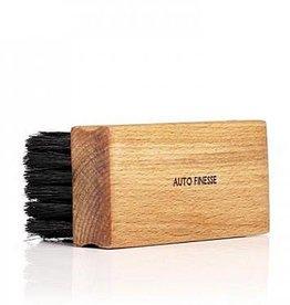 Auto Finesse Textiel- en lederborstel