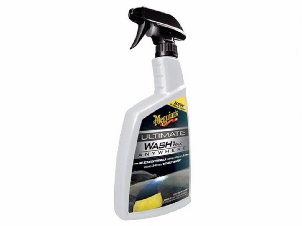 Meguiars Meguiar's Ultimate Wash & Wax Anywhere