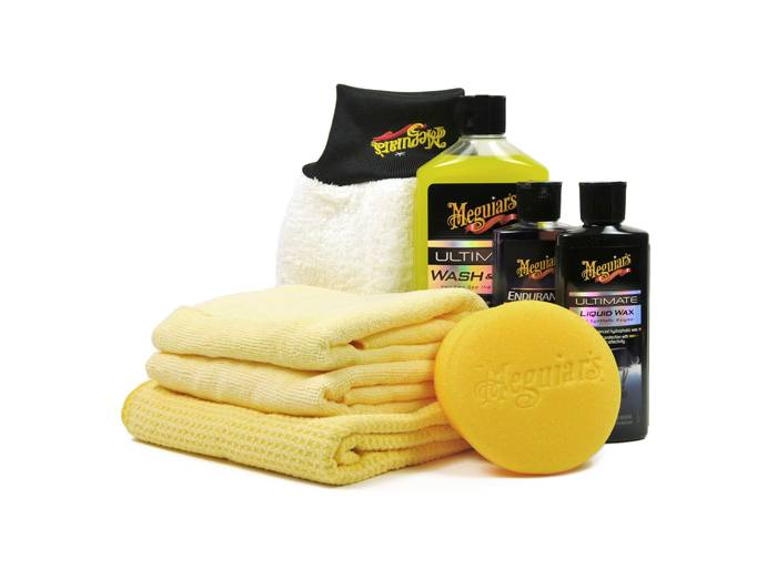 Meguiars Meguiars New Car Kit