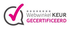 Webshop keurmerk Portemonneestore.nl