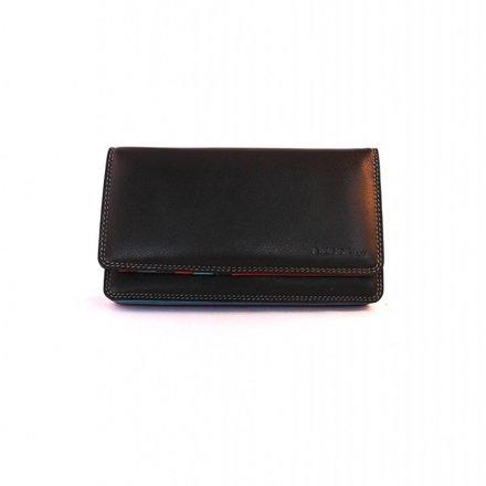 Burkely portemonnees Dames portemonnee zwart Burkely 102061.10