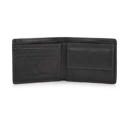 Castelijn & Beerens Heren portemonnee zwart Castelijn & Beerens 484288 ZW