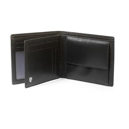 Castelijn & Beerens Heren portemonnee zwart Castelijn & Beerens 774150 ZW