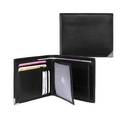 HJ de Rooy Heren portemonnee zwart HJ de Rooy 15559