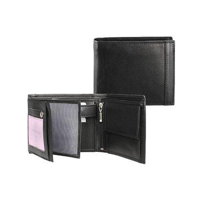 HJ de Rooy Heren portemonnee zwart HJ de Rooy 67517