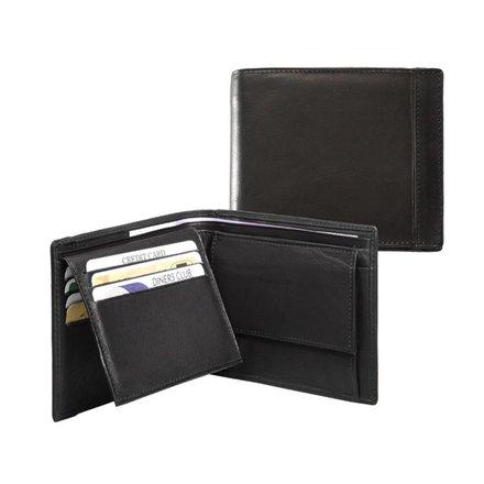 HJ de Rooy Heren portemonnee zwart HJ de Rooy 67524