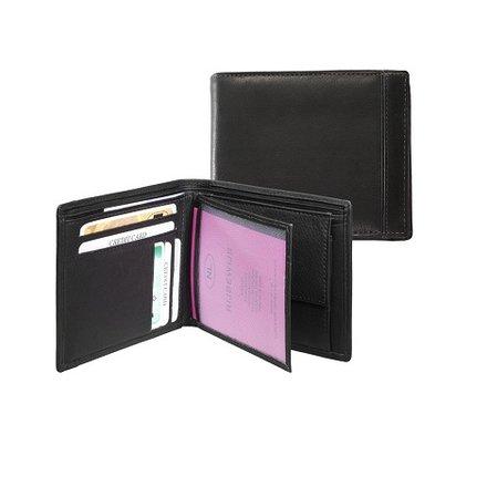 HJ de Rooy Heren portemonnee zwart HJ de Rooy 67559